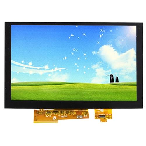 LCD显示屏厂家比较各种触控技术优势及劣势