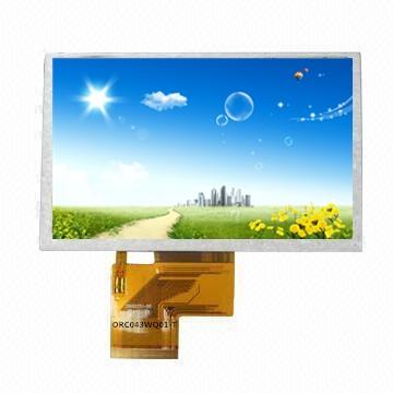 液晶显示屏拼接主导监控系统主流----TFT液晶屏厂家