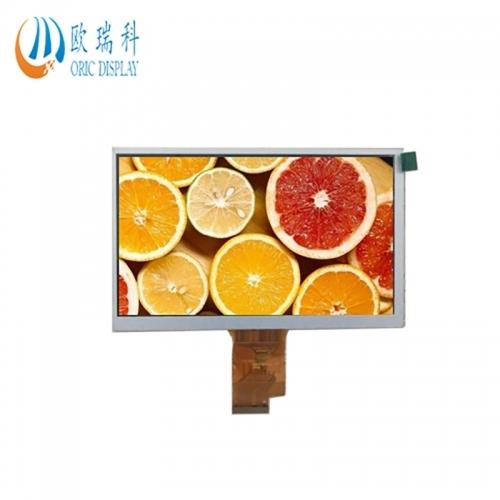 LCD液晶显示屏的优势