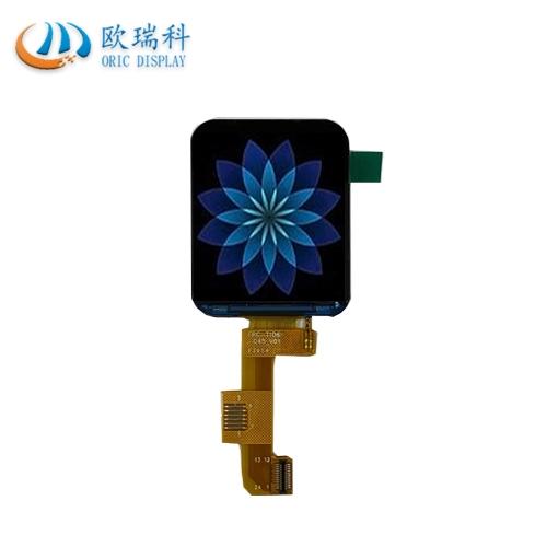 工业液晶显示屏黑屏故障的处理方法
