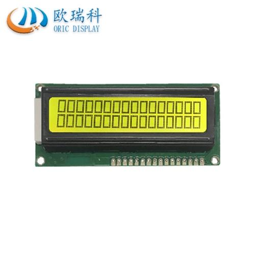 欧瑞科16x2液晶显示屏